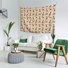Coffee, tapestry6051inch, bedroom, dormdecortapestry