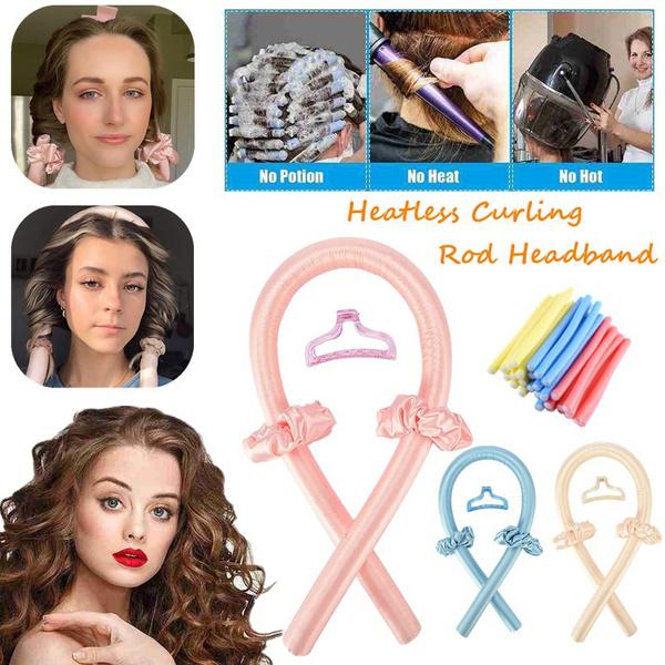 lazycurlingiron, haircurlingtool, foamcurlingiron, Hair Rollers
