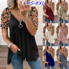 blouse, Plus size top, Summer, womens top