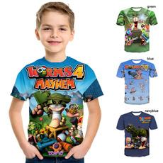 Summer, 3dkidstshirt, Funny T Shirt, Shirt