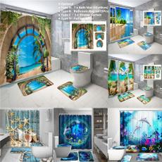 Shower, Bathroom, Miami Dolphins, Marine