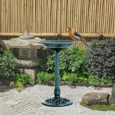 Decor, Outdoor, Garden, birdbathaccessorie