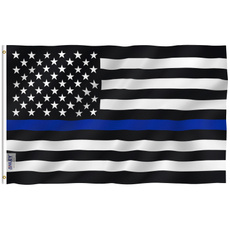 Blues, Lines, thinbluelineamericanflag, american flag
