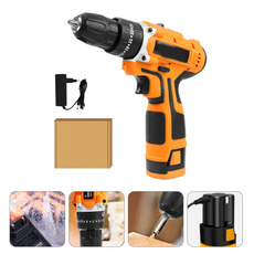 batteryelectricdrill, cordlessscrewdriver, Home & Living, Tool
