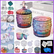 storageboxmold, Box, Jewelry, Heart