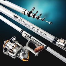 portablefishingrod, baitcastingfishingrod, fishingrod, telescopicfishingrod