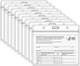 immunizationrecordvaccinecard, Sleeve, Waterproof, vaccination