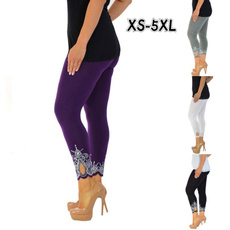 Leggings, Plus Size, Ladies Fashion, pants