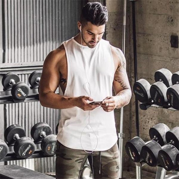Vest, Fashion, Tank, Fitness