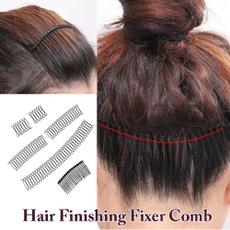 hairfinishingclip, hairstyle, Combs, hairfinishingcomb