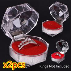 diamondshapedbox, case, DIAMOND, Jewelry Accessory