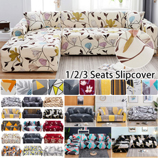 case, leaves, sofacover3seater, Spandex