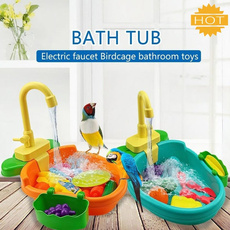 Bath, Faucets, Toy, Swimming Pools