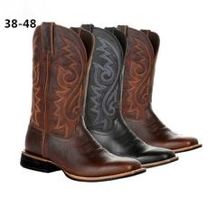 vintageboot, Fashion, Leather Boots, Cowboy