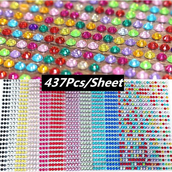 nail stickers, acrylicrhinestone, Jewelry, Crystal