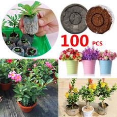 seedlingsoil, seedsstarter, flowerplanter, soilblock