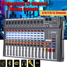 Console, usb, bluetoothmixer, stereomixer