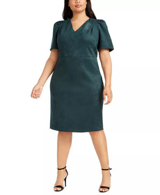 Women's Fashion, Fashion, Green, Plus Size