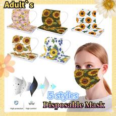 3dprintmask, Outdoor, mouthmask, earloopsmask