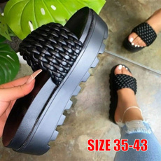 Summer, Flip Flops, Outdoor, Fashion
