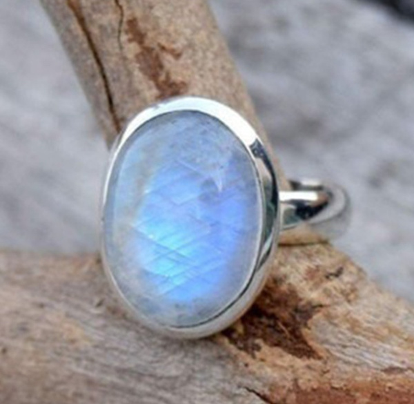 Sterling, rainbow, Jewelry, 925 silver rings