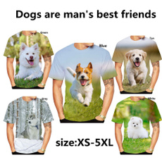 Mens T Shirt, Plus Size, Shirt, Pets