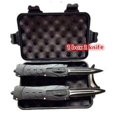 stilettoknife, pocketknife, dagger, switchbladeknife