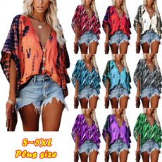 blouse, Summer, womens top, Tops & Blouses