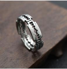 Steel, Fashion, Jewelry, Vintage