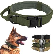 Medium, Dog Collar, leather, Dogs