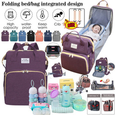 travel backpack, Capacity, mummybag, Waterproof
