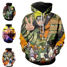 hooded, Classics, Tops, anime hoodie