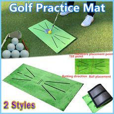 Mini, golfmat, backyardgolfmat, Outdoor