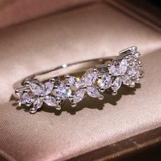 butterfly, Sterling, 925 sterling silver, Women Ring