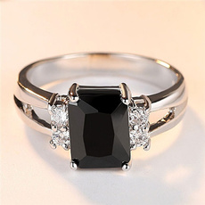 Sterling, Crystal, Fashion, 925 sterling silver