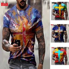 Fashion, Shirt, Sleeve, Cross