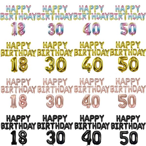 foilballon, happybirthday, heliumballon, birthdayballoon