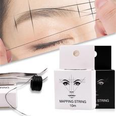 eyebrowlinemarker, tattoo, eyebrowmeasuretool, Beauty
