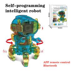 Kit, buildingtoyforkid, Toy, solarrobotassembymodel