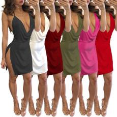 mediumlongstyle, long skirt, Fashion, Necks