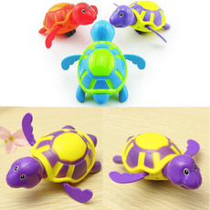 Turtle, Toy, woundup, classictoy