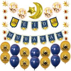 Decor, Set, mubarak, Balloon