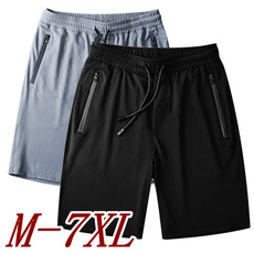 Cotton, runningpant, Fitness, Shorts