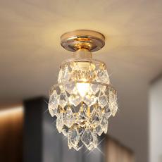 Mini, lamparatecho, gold, Indoor