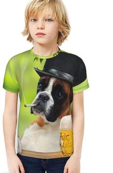 kidsshirtsforboy, Fashion, shortsleevetshirtforkid, Tops