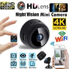 Mini, Outdoor, miniwificamera, wirelessipcamera