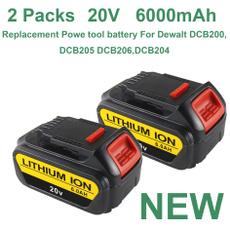 dcb2052, dcb2062, dcb200battery, Battery