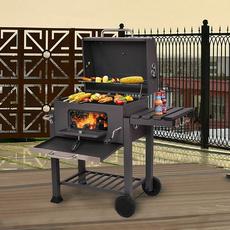 Grill, smokergrill, Outdoor, Garden