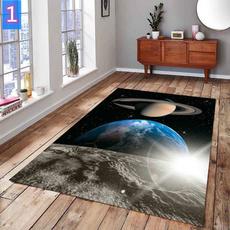non-slip, Decor, Space, area rug
