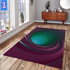non-slip, Carpet, Abstract, Modern